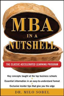 Image result for mba in a nutshell