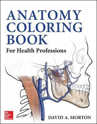 Anatomy Coloring Book for Health Professions : David A ...