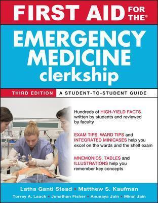 First aid for the emergency medicine boards 2e first aid series array first aid for the usmle step 1 2017 vikas bhushan 9781259837630 rh bookdepository com fandeluxe Choice Image