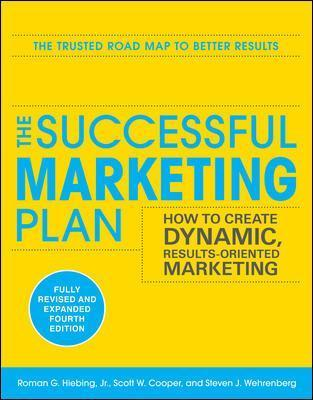 The Successful Marketing Plan How To Create Dynamic