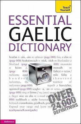 Essential Gaelic Dictionary