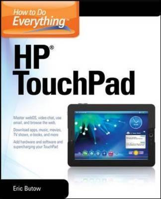 How to Do Everything HP TouchPad