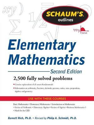 Schaum's Outline of Review of Elementary Mathematics
