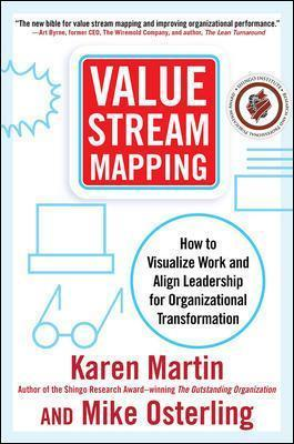 Value Stream Mapping Book