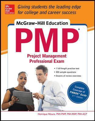 mcgraw hill education pmp project management professional exam rh bookdepository com PMP Study Map PMP Study Map