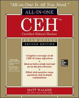 Ceh certified ethical hacker all in one exam guide matt walker ceh certified ethical hacker all in one exam guide fandeluxe Images