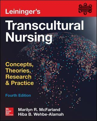 Leininger S Transcultural Nursing Concepts Theories Research