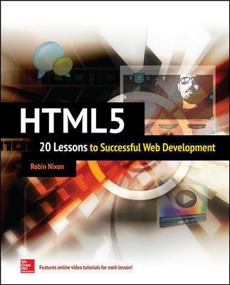 HTML5: 20 Lessons to Successful Programming