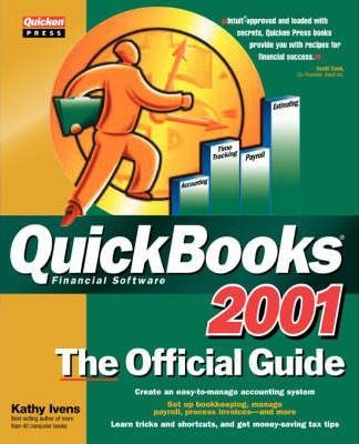 Quickbooks 2001: the Official Guide