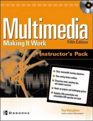 Instructor's Manual: Im Multimedia Making it Work Instuct Pk