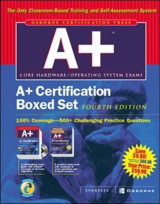 A+(R) Certification Boxed Set, Fourth Edition