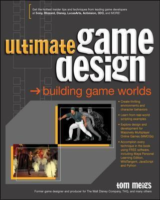 Ultimate Game Design: Building Game Worlds