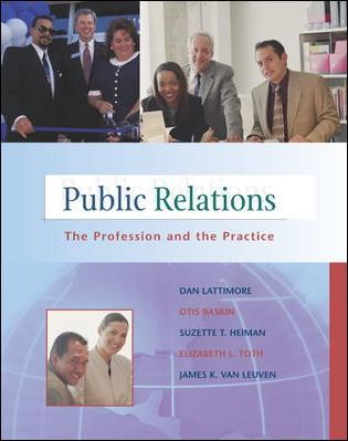 Public Relations for Information Age
