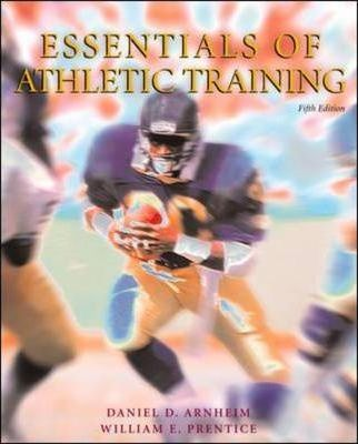 Essentials of Athletic Training: WITH Dynamic Human 2.0 CD-ROM