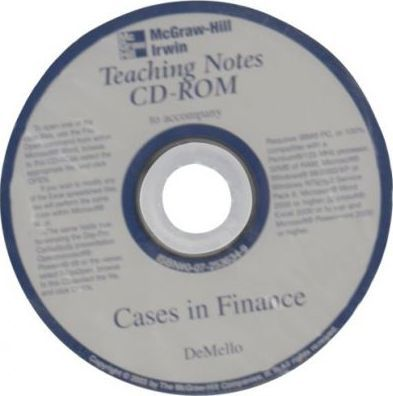 case in finance 2nd edition jim demello Cases in finance jim demello solution manual case - finance (2nd 06 edition) by jim demello: this is a book of hypothetical cases written to give students.