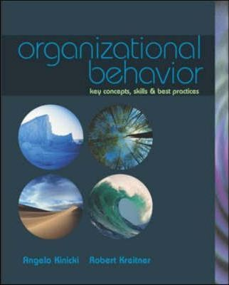 Organ Behaviour