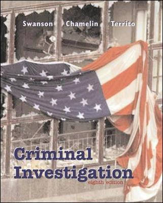 "Criminal Investigation: With Free ""Making the Grade"" Student CD-ROM"