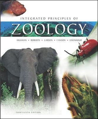 Integrated Principles Zoology