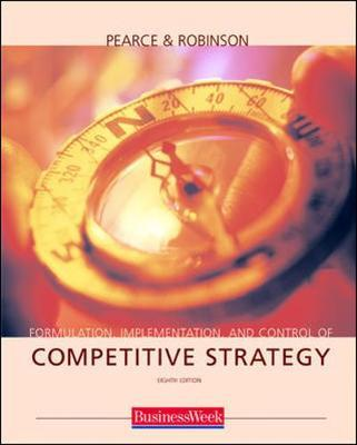 Formulation, Implementation and Control of Competitive Strategy with PowerWeb and Business Week card