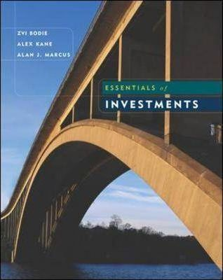Essentials of Investments: With Standard and Poor's Educational Version of Market Insight