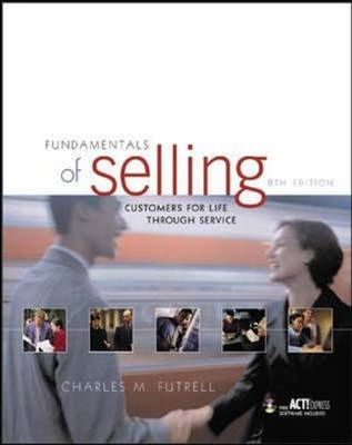 FUNDAMENTALS OF SELLING FUTRELL EBOOK DOWNLOAD
