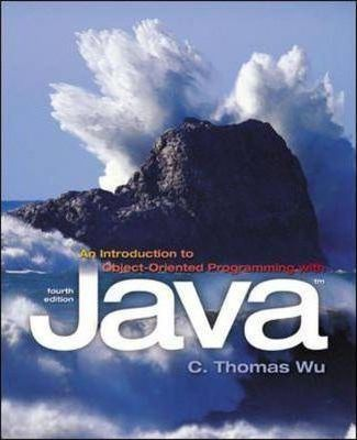 Understanding Object-oriented Programming With Java Pdf