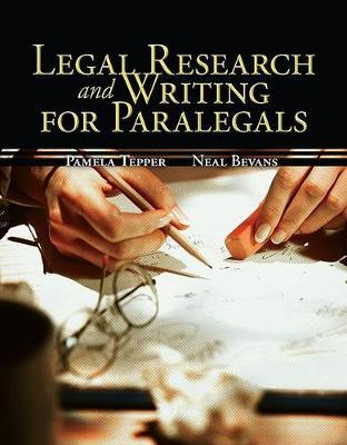 How to Research & Write a Legal Research Paper