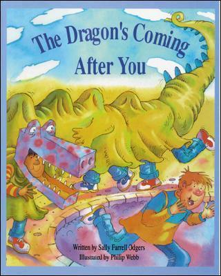 DLM Early Childhood Express, The Dragon's Coming After You English 4-Pack