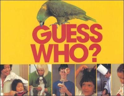 DLM Early Childhood Express, Guess Who? English 4-Pack