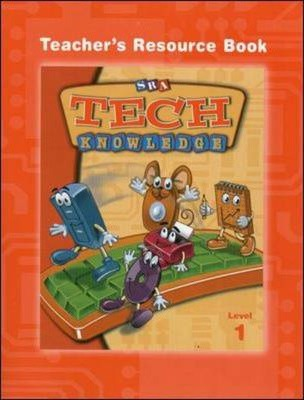 TechKnowledge - Teacher's Resource Book - Level 1