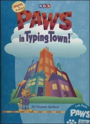 Paws in Typing Town!