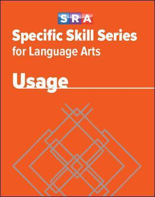 Specific Skill Series for Language Arts - Usage Book - Level E