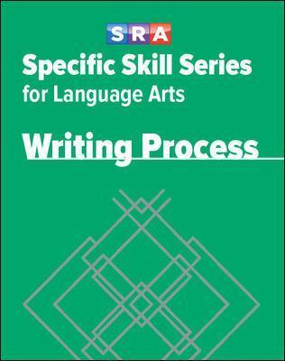 Specific Skill Series for Language Arts - Writing Process Book - Level E