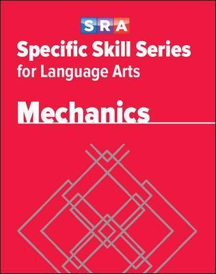 Specific Skill Series for Language Arts - Mechanics Book - Level F