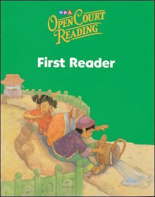 Open Court Reading, First Reader (Getting Started), Grade 2