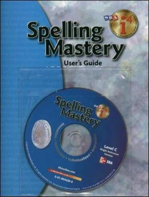 Spelling Mastery - I4 Software Single Instructor Version - Level C