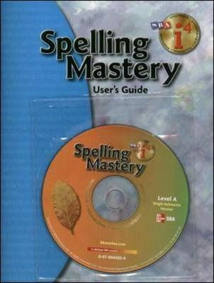 Spelling Mastery - Additional I4 Software (single Instructor Version) - Level A