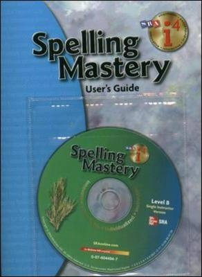 Spelling Mastery - Additional I4 Software Single Instructor Version - Level B
