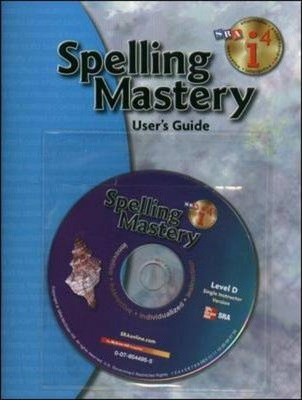Spelling Mastery - Additional I4 Software Single Instructor Version - Level D
