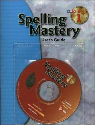Spelling Mastery - Additional I4 Software Single Instructor Version - Level F
