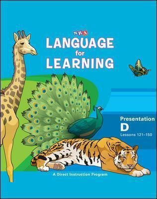 Language for Learning - Presentation Book D