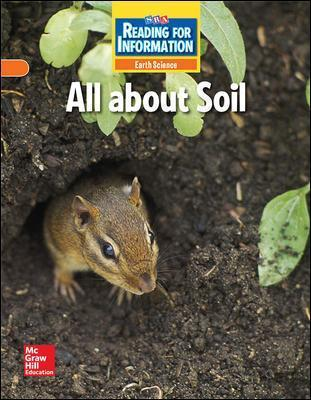 Reading for Information - Approaching Student Reader, Earth - All About Soil - Grade 2
