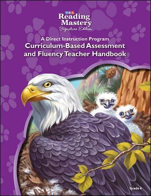 Reading Mastery Reading/Literature Strand Grade 4, Assessment & Fluency Teacher Handbook