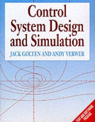Control System Design And Simulation Jack Golten 9780077074128