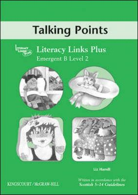 Emergent A (level 1) Talking Points, Teacher's Notes for Literacy Links Plus