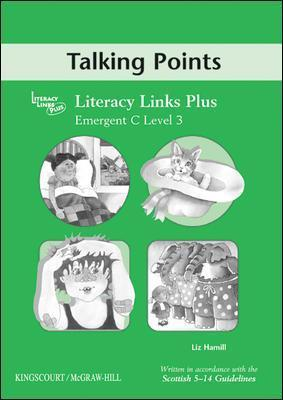 Emergent C (level 3) Talking Points, Teacher's Notes for Literacy Links Plus