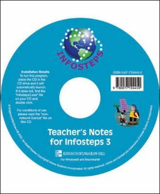 Infosteps 3 Teacher's Resource
