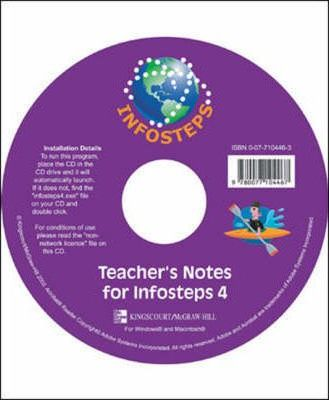 Infosteps 4 Teacher's Resource