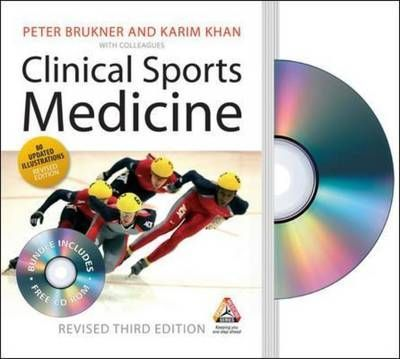 Clinical Sports Medicine Book: AND Clinical Sports Medicine DVD