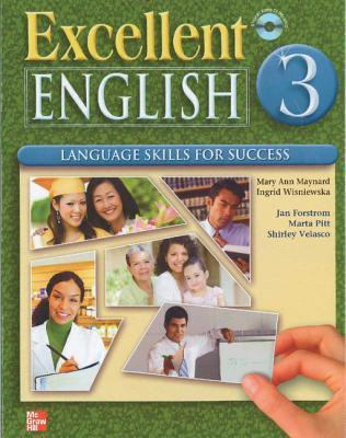 Excellent English Level 3 Student Book with Audio Highlights and Workbook with Audio CD Pack  Language Skills For Success
